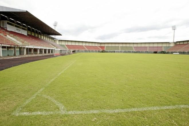 Gigante do Itiberê: Atlético cuidará do gramado e da limpeza | Hugo Harada/ Gazeta do Povo