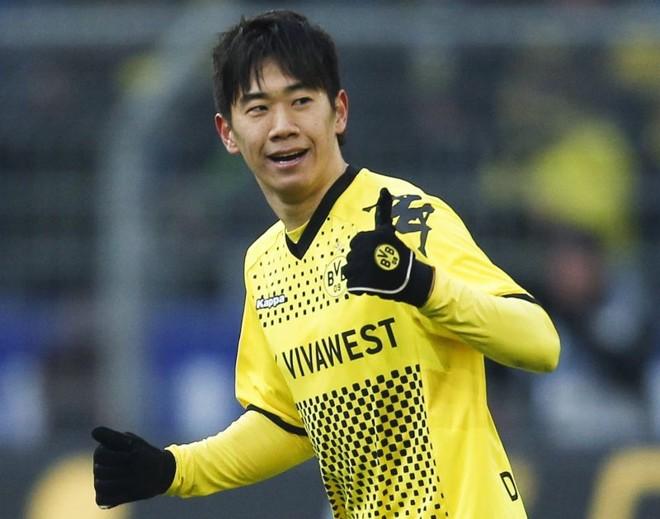 Kagawa foi contratado pelo Manchester United | AFP