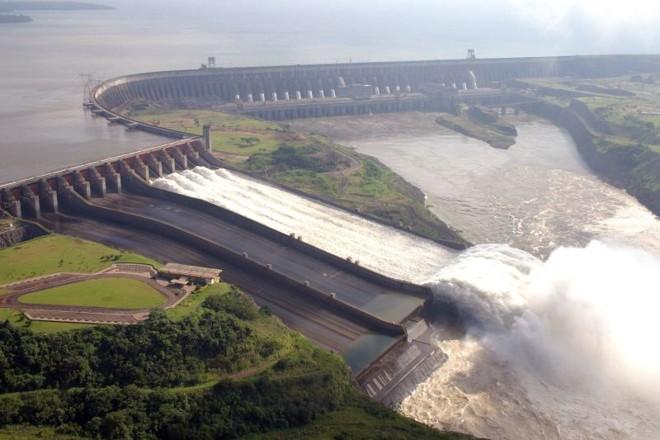 Ações ambientais foram incorporadas em Itaipu bem depois do início do funcionamento | Christian Rizzi/ Gazeta do Povo