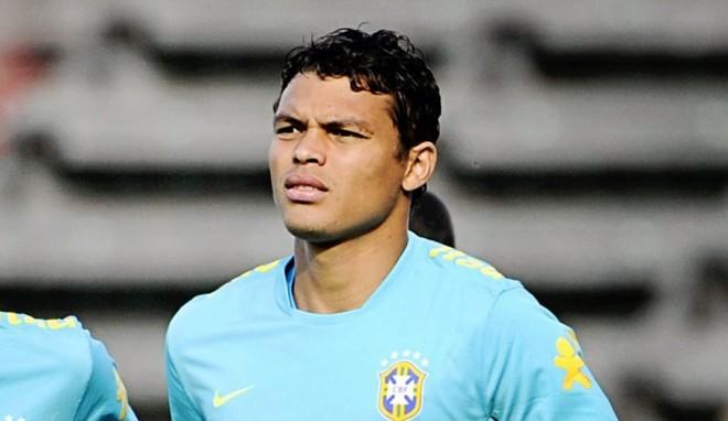 Thiago Silva quer recomeço na seleção | Erik Martensson/ Reuters