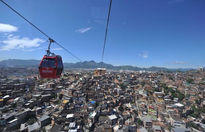 Complexo do Alemão, no Rio de Janeiro: Brasil tem 30% da população urbana vivendo em favelas | Sergio Moraes/Reuters