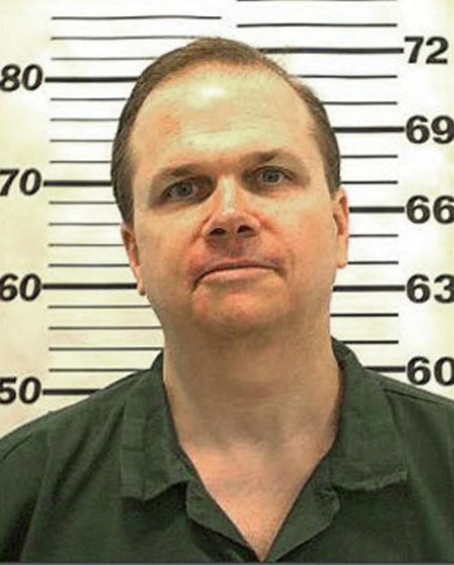 Foto de divulgação de Mark David Chapman, condenado pelo assassinato de John Lennon | AFP Photo/Divulgação/Departamento Estadual de Prisões de New York