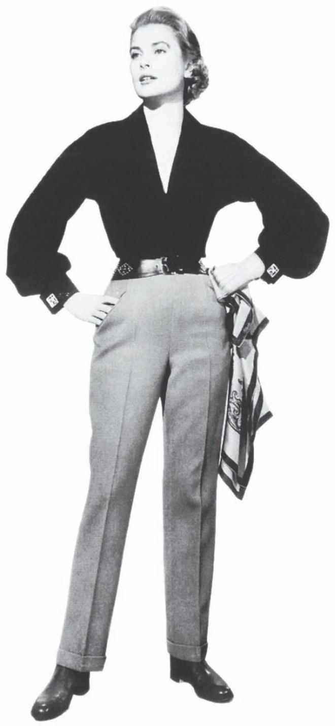 Grace Kelly passou de atriz a princesa com a mesma elegância | Reprodução