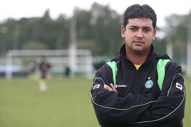 Marquinhos Santos deixa o trabalho nas categorias de base da seleção brasileira para retornar ao Coritiba, agora para treinar o time profissional | Marcelo Elias / Gazeta do Povo