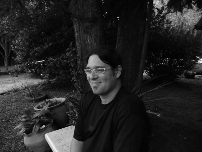 O tradutor Fernando Koproski. | Divulgação