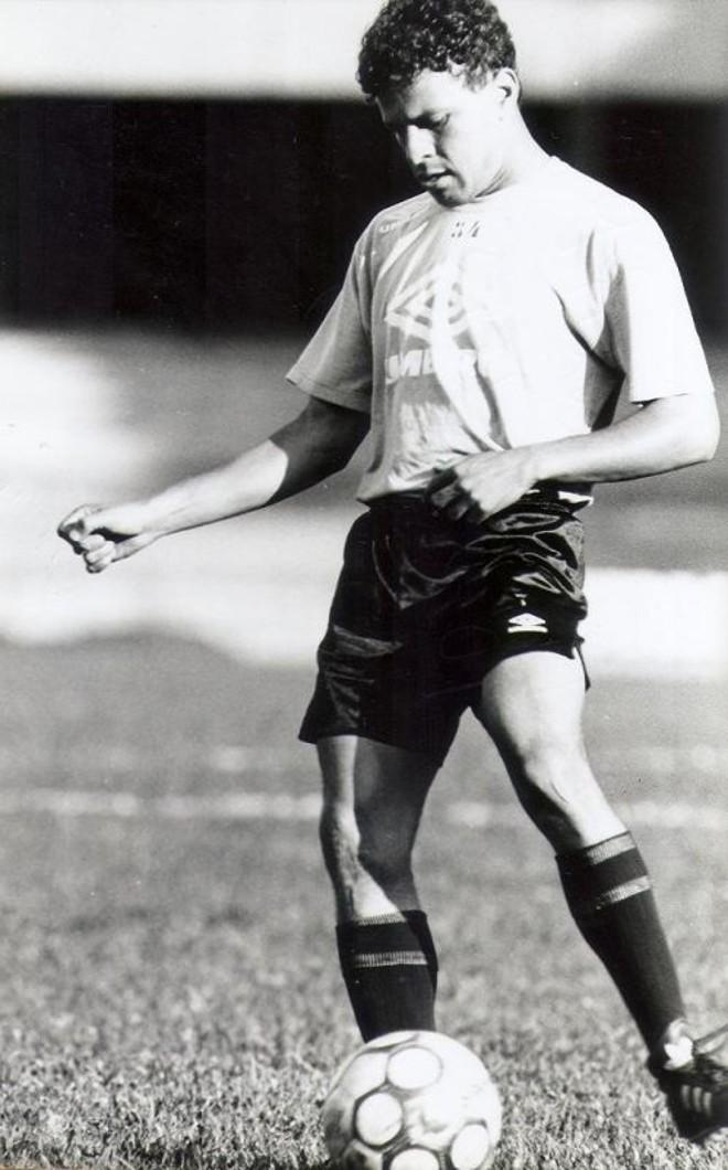 Pachequinho, por muito tempo, foi protagonista no time do Coritiba | Arquivo Grupo Helênicos