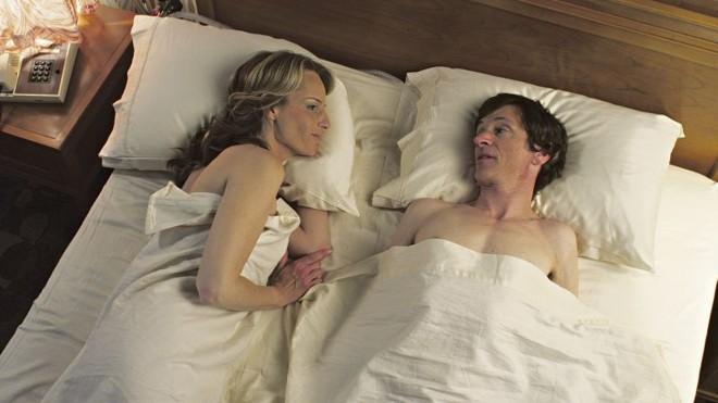 The Session, com performances antológicas de Helen Hunt e John Hawkes, é apontado como provável indicado ao Oscar 2013 | Divulgação