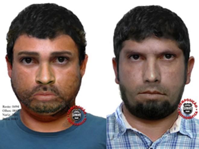 As informações foram repassadas pela vítima e por testemunhas | Divulgação/Polícia Civil