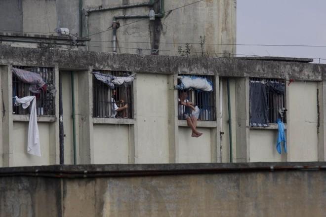 Presídios paulistas abrigam cerca de 6 mil adeptos do Primeiro Comando da Capital | Moacyr Lopes Júnior/Folhapress
