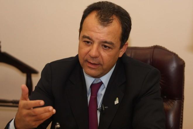 Sérgio Cabral (PMDB), governador do Rio   Carlos Margno