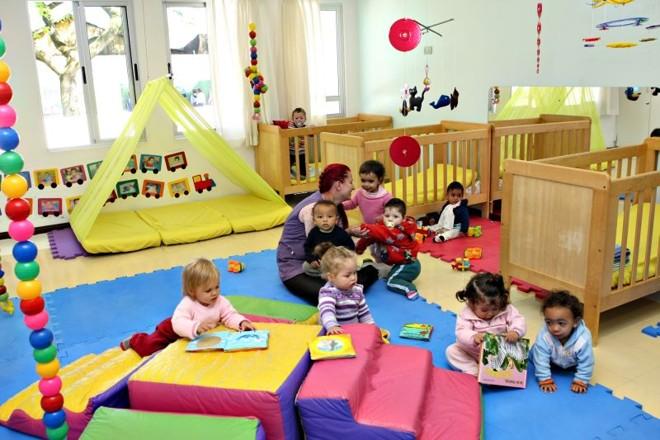 Enquanto há queda de matrículas no ensino fundamental, em três anos, número de crianças em creches do Paraná aumentou 27,7% | Aniele Nascimento/ Gazeta do Povo