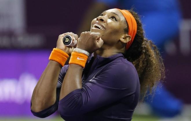 Serena Williams é novamente a número 1 do mundo | Reuters
