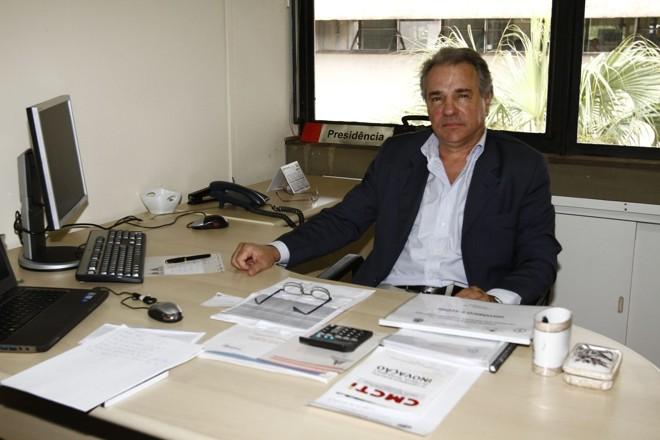 Bruno Veronesi: lei de zoneamento prejudica vinda de novas empresas | Gilberto Abelha/Arquivo JL