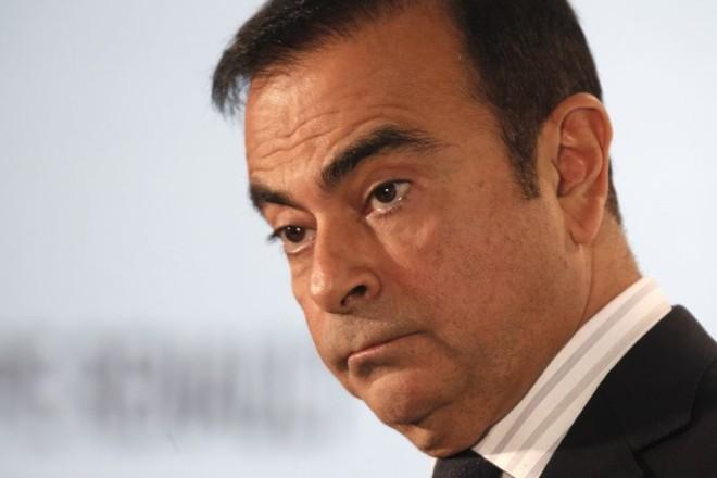O brasileiro Carlos Ghosn, presidente da Renault: otimismo | Charles Platiau/Reuters