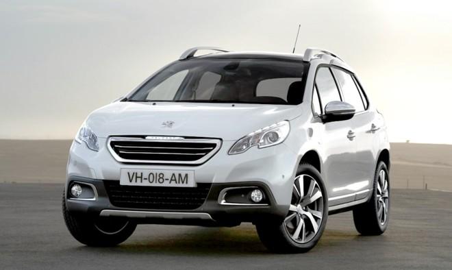 O 2008 também será fabricado no Brasil em 2014 | Divulgação/Peugeot