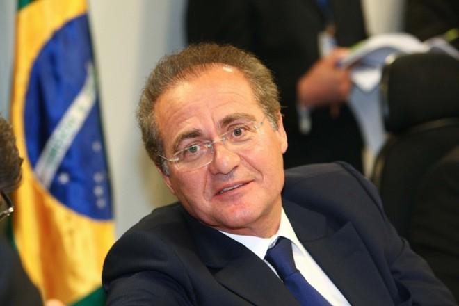 Renan: pacote antiestresse por R$ 22,2 mil | Alan Marques/Folhapress