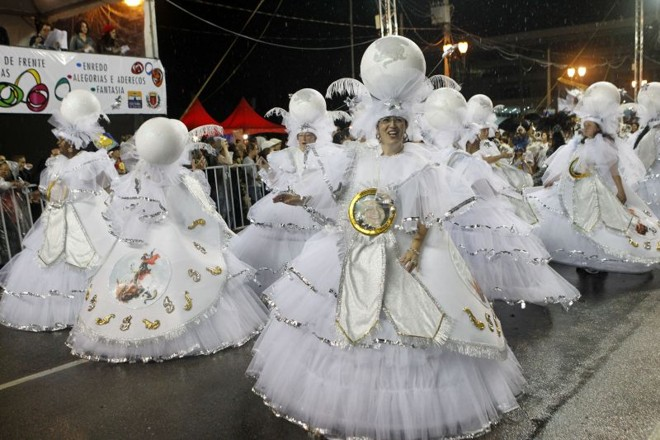 Desfile da Acadêmicos da Realeza | Antonio More/Gazeta do Povo