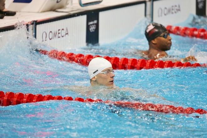 Cesar Cielo inicia ciclo olímpico para os Jogos do Rio com novo técnico   Daniel Castellano / Gazeta do Povo
