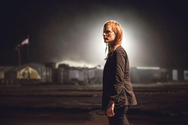 Maya (Jessica Chastain): determinação para capturar o terrorista | Divulgação