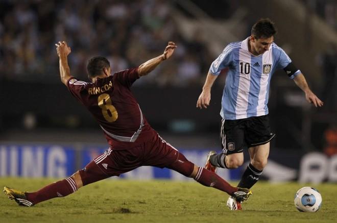 Messi, mais uma vez, foi decisivo em vitória argentina | Reuters