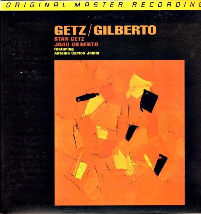 Tela expressionista-abstrata da pintora porto-riquenha Olga Albizu (1924-2005) traduz plasticamente a música de Getz/Gilberto |