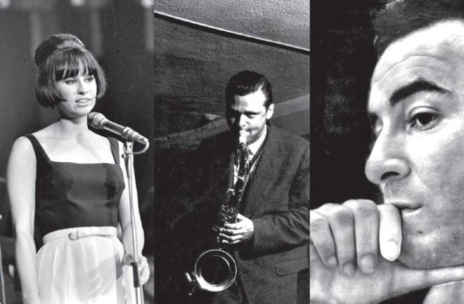 Voz de Astrud seduzia o ouvinte ao combinar melancolia e contenção; Stan Getz se encantou com Astrud e chegou a tentar suicídio após o término do romance com ela; João Gilberto implicava com as sutilezas rítmicas do saxofonista |