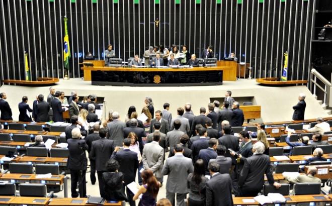 Plenário da Câmara: Henrique Eduardo Alves prometeu votar PEC 05/2011 ainda neste ano | Lúcio Bernardo Jr./Ag. Câmara