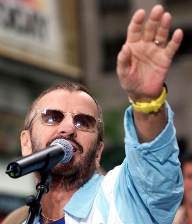 Ringo Starr | REUTERS / Shannon Stapleton