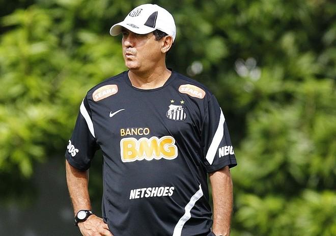 Muricy não resistiu à derrota para o Botafogo | Ricardo Saibun / Agif / Folhapress
