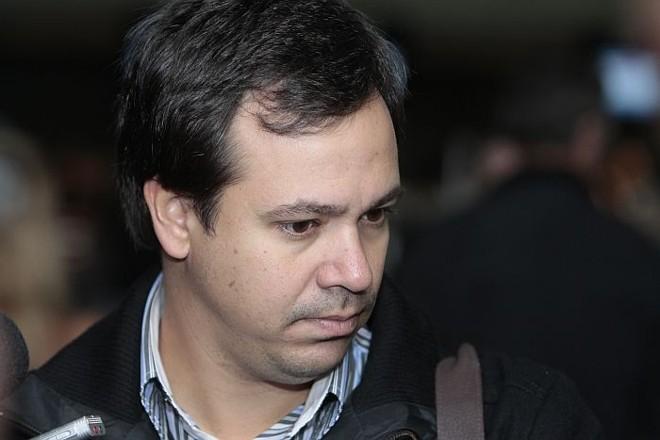 No curto período em que está no comando, Dado Cavalcanti tenta implantar um estilo para que o Paraná jogue da mesma forma dentro e fora de casa | Antonio More / Gazeta do Povo