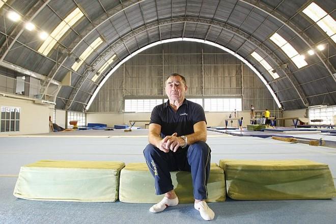 Responsável pela melhor fase da equipe brasileira, técnico ucraniano Oleg Ostapenko está de volta à seleção de ginástica | Daniel Castellano / Gazeta do Povo