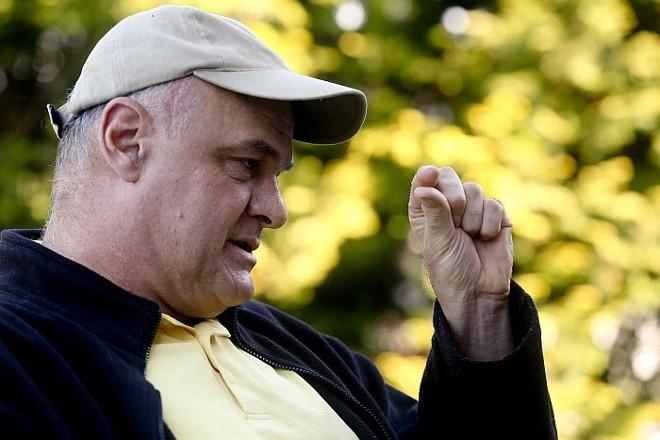 Oscar Schmidt acredita que o câncer extirpado em cirurgia não voltará mais | Joel Silva / Folhapress