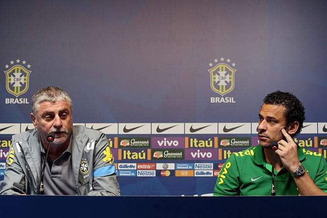 Médico José Luiz Runco confirmou que mesmo com a fartura na costela Fred poderá atuar pela seleção | Wander Roberto / VIPCOMM