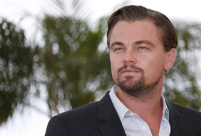 O ator Leonardo DiCaprio em Cannes | EFE/Ian Langsdon