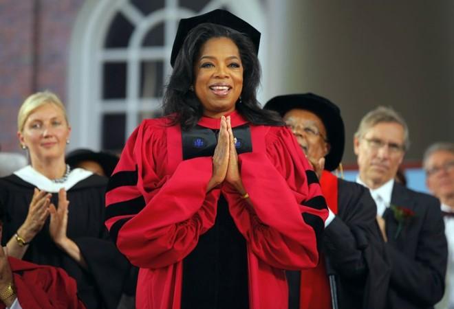 Oprah Winfrey   Reuters