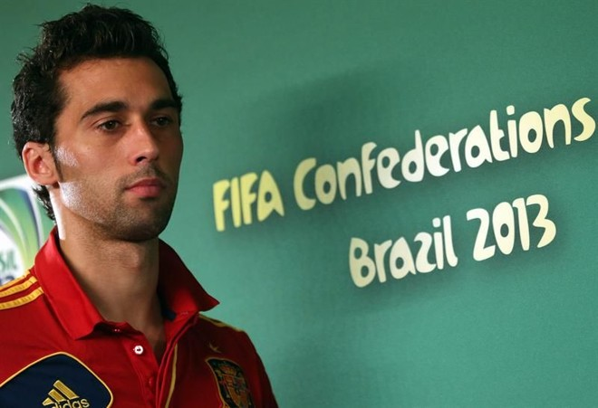 Arbeloa reconhece que seleção da Espanha tem a melhor seleção do mundo, mas prega respeito ao Brasil | EFE
