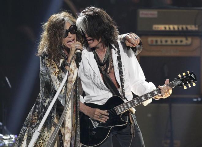 Aerosmith deve se apresentar em Curitiba no dia 15 de outubro   Mario Anzuoni/Reuters