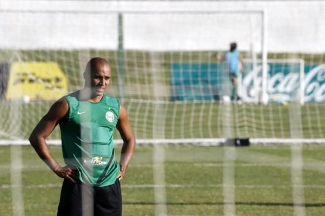 Deivid é o artilheiro do Coxa no Brasileiro, com três gols   Daniel Castellano/ Gazeta do Povo