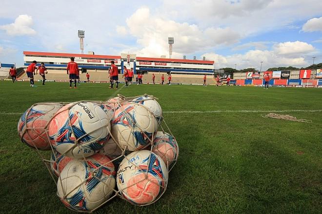 O Paraná fará jogo-treino contra o Jotinha na Vila Capanema | Ivonaldo Alexandre / Agência de Notícias Gazeta do Povo