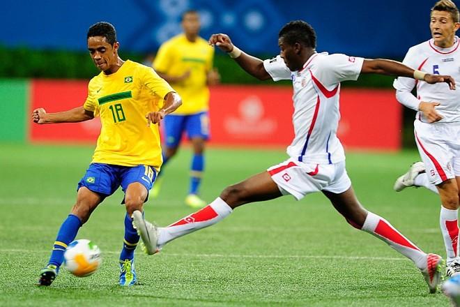 Felipe Amorim defendeu a seleção brasileira nos Jogos Pan-Americanos de Guadalajara, em 2011 | Divulgação / Vipcomm