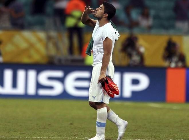 Suárez diz que Uruguai  deve aproveitar desgaste dos jogadores da Itália | EFE