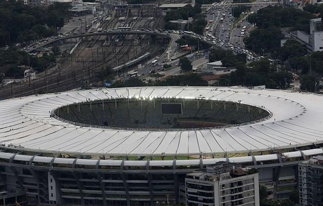 No total, 735 agentes de trânsito e da Guarda Municipal vão monitorar a chegada da torcida ao Maracanã na decisão de domingo | Ricardo Moraes / Reuters
