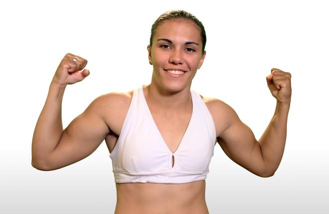 Jessica Andrade estreia no UFC neste sábado, em Seattle (EUA)   Divulgação