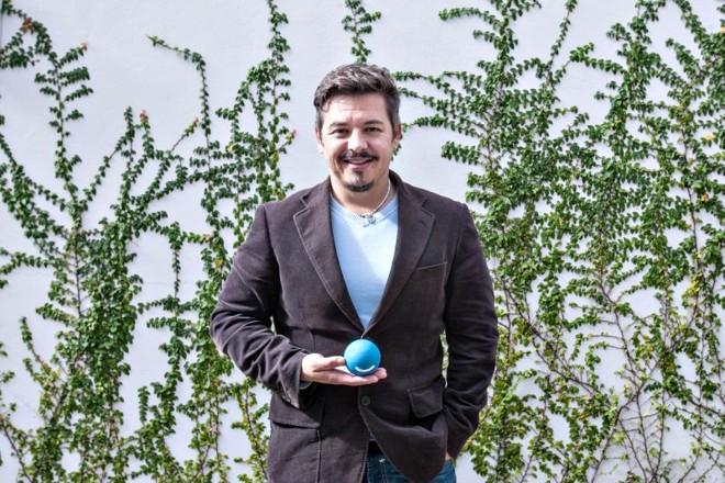 O publicitário David Keller se baseou nas próprias dificuldades para criar o produto   Brunno Covello/ Gazeta do Povo