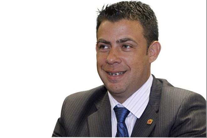 Rogério Campos, vereador | Albari Rosa/ Gazeta do Povo