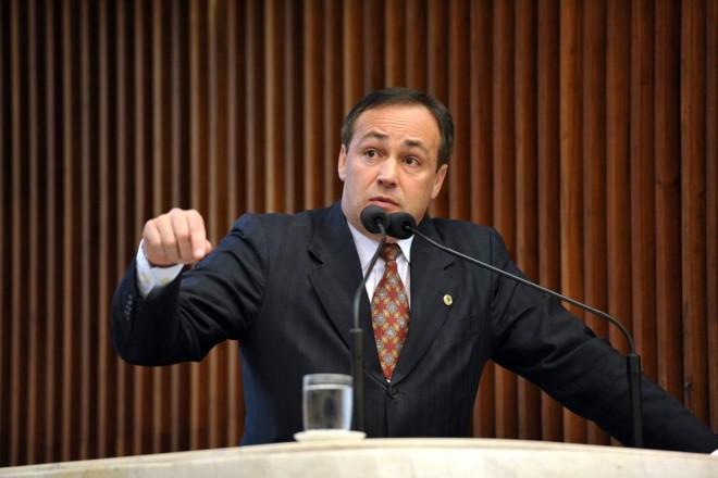 Stephanes Junior, vice-presidente do diretório estadual do PMDB | Sandro Nascimento/Alep