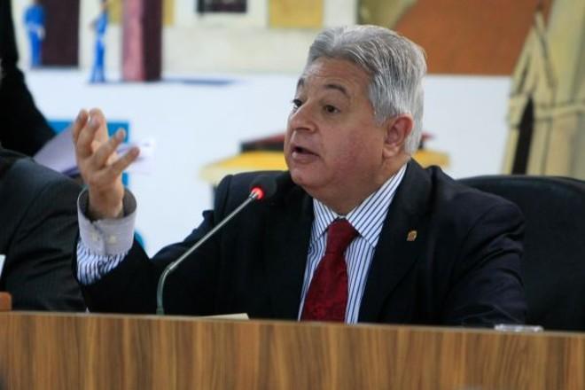 Paulo Salamuni, presidente da Câmara | Henry Milleo/ Gazeta do Povo