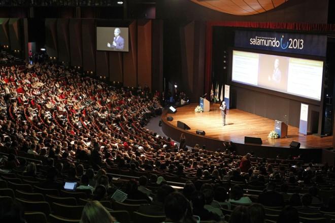 O Salamundo 2013 termina nesta quarta-feira | Antonio More / Gazeta do Povo