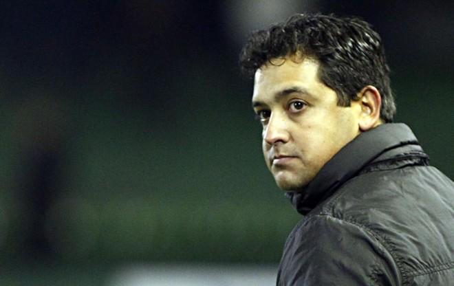 Marquinhos Santos termina a passagem pelo Coxa com um aproveitamento de 57% | Albari Rosa / Gazeta do Povo