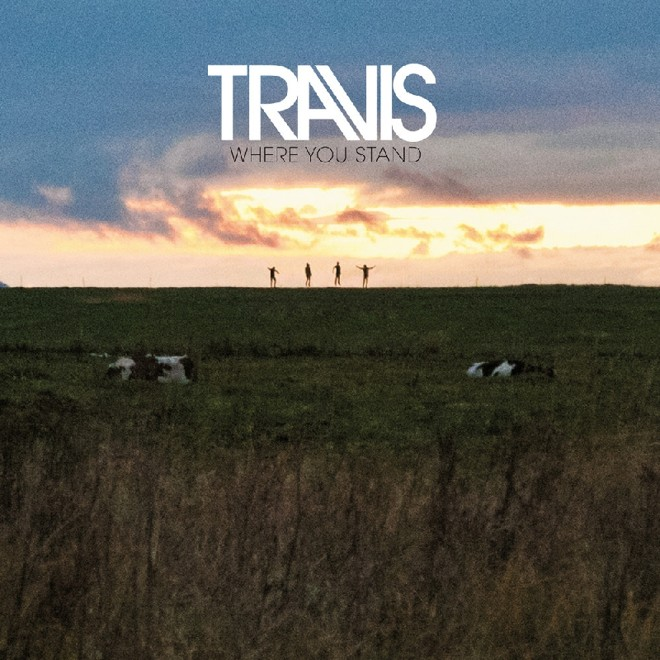 CD:Where You Stand- Travis. Pop-rock. Sony Music. R$ 24,90 |